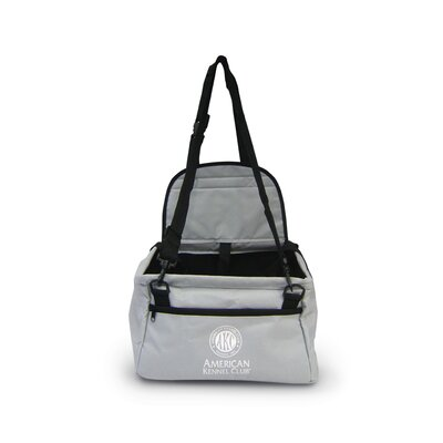 Booster Seat Pet Carrier Color: Gray
