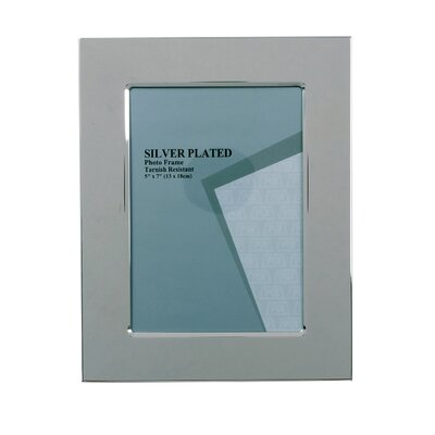 Evergreen Wide and Flat Photo Frame