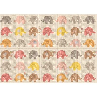 Little Elephant Portable Folding Mat