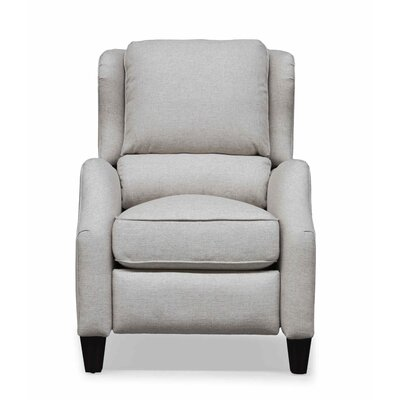 Treiber Manual Recliner Upholstery: Neutral Beige