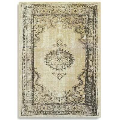 Barefoot Artsilk Rugs Persian Warm Beige Area Rug