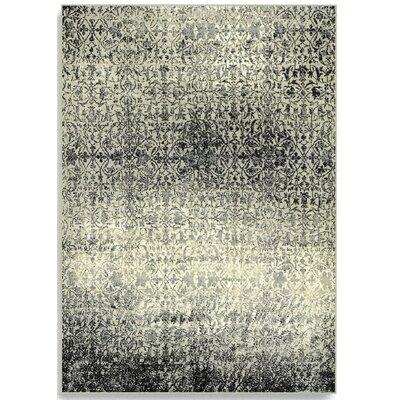 Barefoot Artsilk Rugs Casablanca Silver/Grey Area Rug