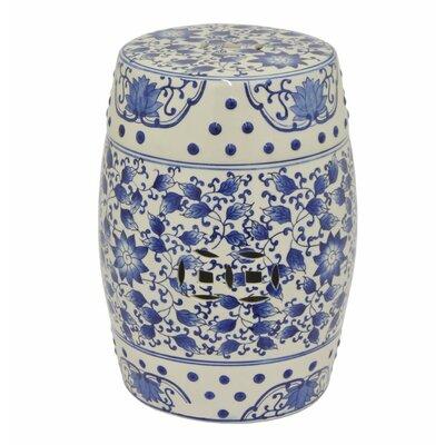 RaNesha Attractive Ceramic Garden Stool