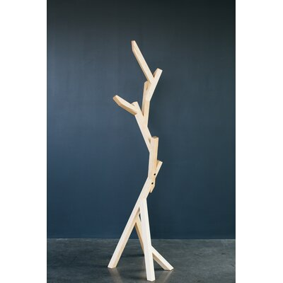 Arbor Coat Rack Finish: Maple