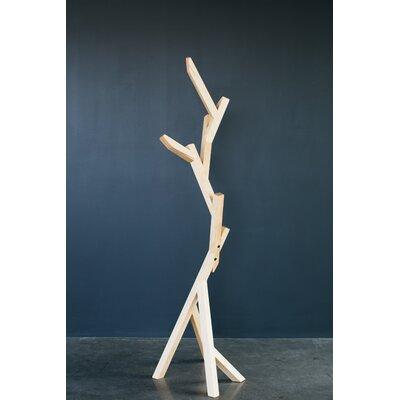 Arbor Coat Rack Finish: Maple