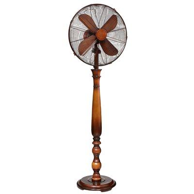 """Shaunda 16"""" Oscillating Floor Fan"""