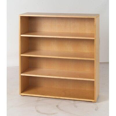 Storage Units Standard Bookcase Color: Natural