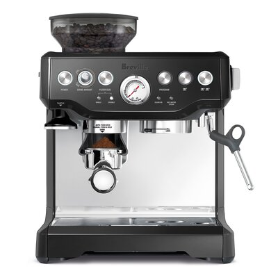 Barista Express Programmable Espresso Machine Color: Black Sesame