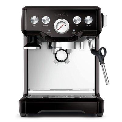 Infuser Espresso Machine Color: Black Sesame