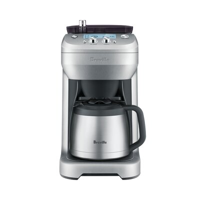 The Grind Control 12-Cup Coffee Maker