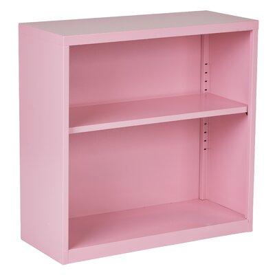 Standard Bookcase Finish: Pink