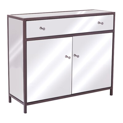 Kratochvil 1 Drawer Accent Cabinet