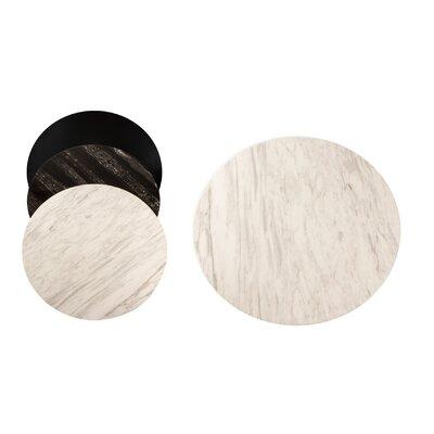 Bistro Table Top Top Color: White