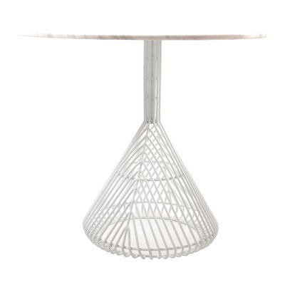 Bistro Table Base Base Color: White
