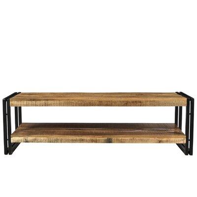 Faye Wood Storage Bench