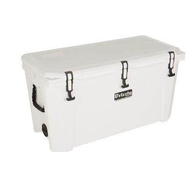 100qt Patio Cooler Color: White