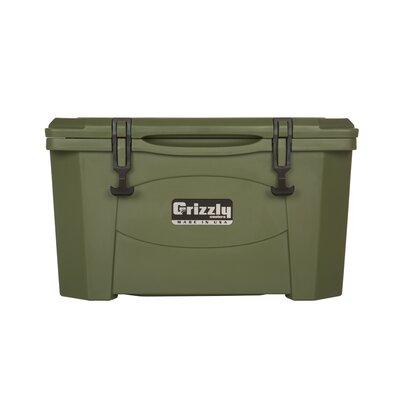 40 Qt. RotoMolded Cooler Color: Olive Drab Green