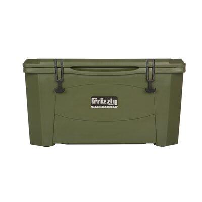 60 Qt. RotoMolded Cooler Color: Olive Drab Green
