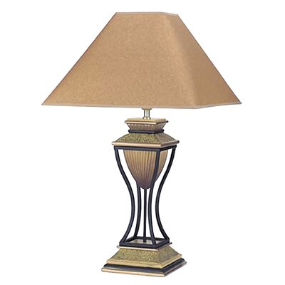 """ORE Furniture Home Deco 32"""" H Table Lamp with Empire Shade"""