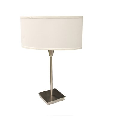 """ORE Furniture Accent 28"""" H Table Lamp with Drum Shade"""