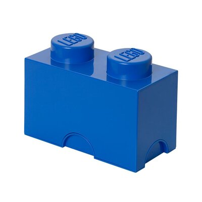 Storage Brick 2 Toy Box Color: Dark Green