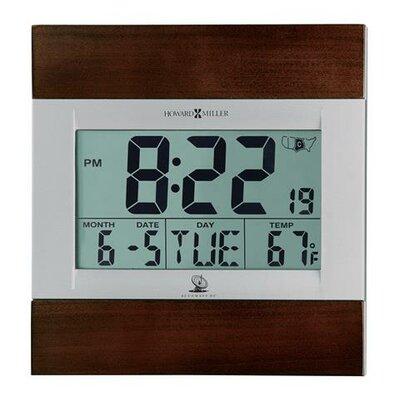 Howard Miller® Techtime III Alarm Clock