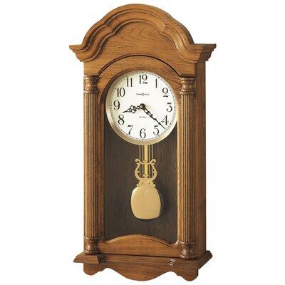 Howard Miller® Chiming Quartz Amanda Wall Clock