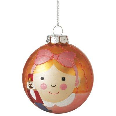 Clara Ball Ornament