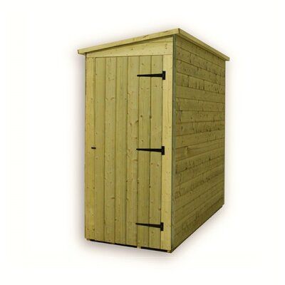 Empire Sheds Ltd 5 x 4 Wooden Lean-To Shed