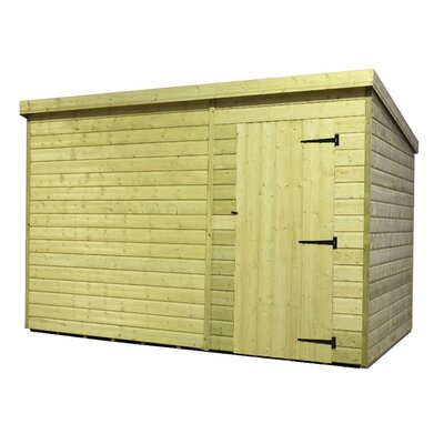 Empire Sheds Ltd 9 x 7 Wooden Lean-To Shed