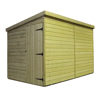 Empire Sheds Ltd 5 x 5 Wooden Lean-To Shed