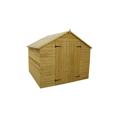 Empire Sheds Ltd 8 x 10 Wooden Storage Shed