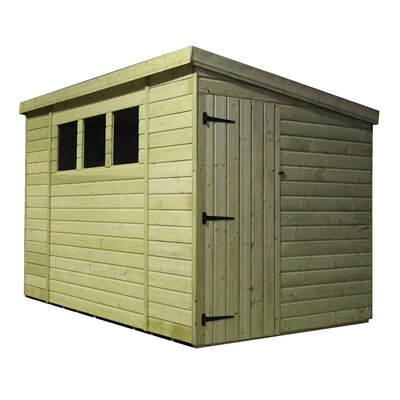Empire Sheds Ltd 10 x 7 Wooden Lean-To Shed