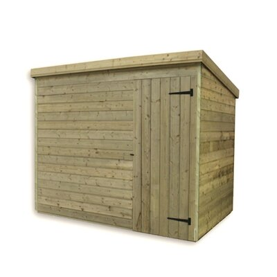 Empire Sheds Ltd 8 x 6 Wooden Lean-To Shed