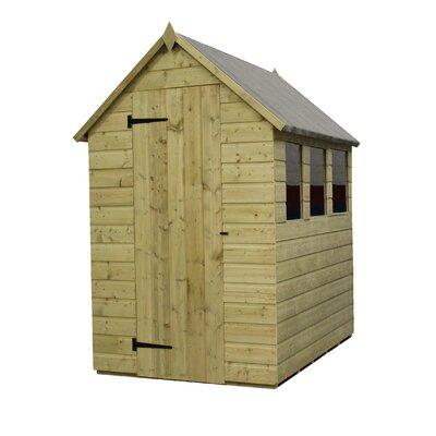 Empire Sheds Ltd 4 x 5 Wooden Storage Shed