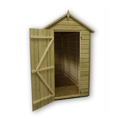 Empire Sheds Ltd 4 x 6 Wooden Storage Shed
