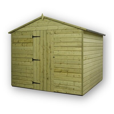 Empire Sheds Ltd 8 x 9 Wooden Storage Shed