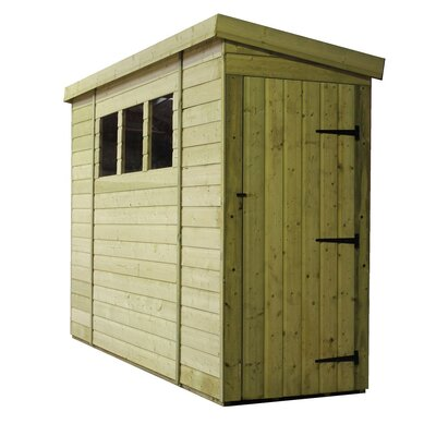 Empire Sheds Ltd 9 x 3 Wooden Lean-To Shed