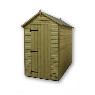 Empire Sheds Ltd 4 x 6 Wooden Storage Shed