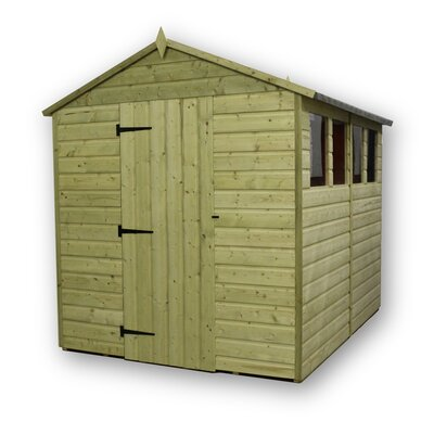 Empire Sheds Ltd 6 x 10 Wooden Storage Shed