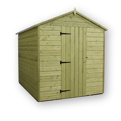 Empire Sheds Ltd 5 x 10 Wooden Storage Shed