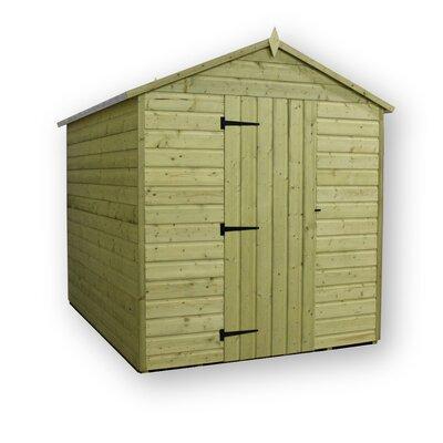 Empire Sheds Ltd 5 x 7 Wooden Storage Shed