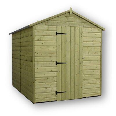 Empire Sheds Ltd 6 x 12 Wooden Storage Shed