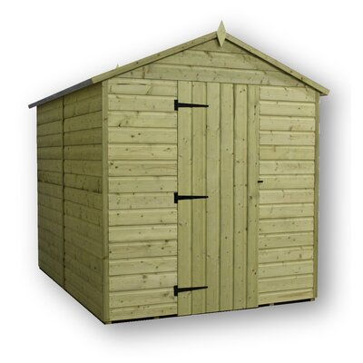 Empire Sheds Ltd 6 x 8 Wooden Storage Shed