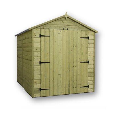 Empire Sheds Ltd 6 x 7 Wooden Storage Shed
