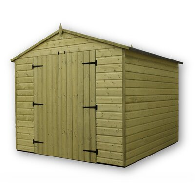 Empire Sheds Ltd 8 x 10 Wooden Storage Shed