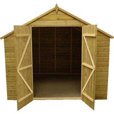 Empire Sheds Ltd 8 x 12 Wooden Storage Shed