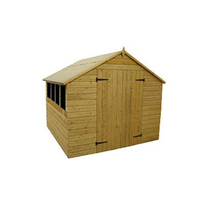 Empire Sheds Ltd 8 x 8 Wooden Storage Shed