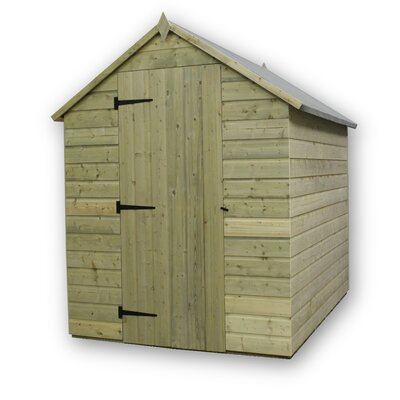 Empire Sheds Ltd 5 x 5 Wooden Storage Shed