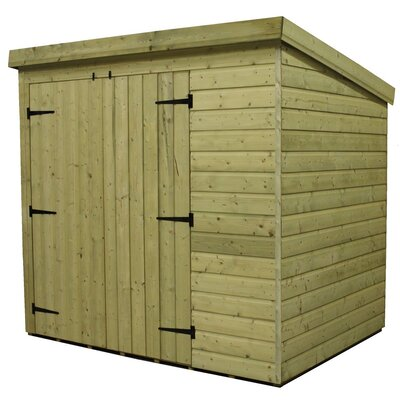 Empire Sheds Ltd 9 x 4 Wooden Lean-To Shed